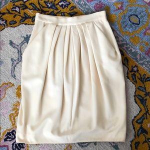Vintage Anne Klein II wool skirt